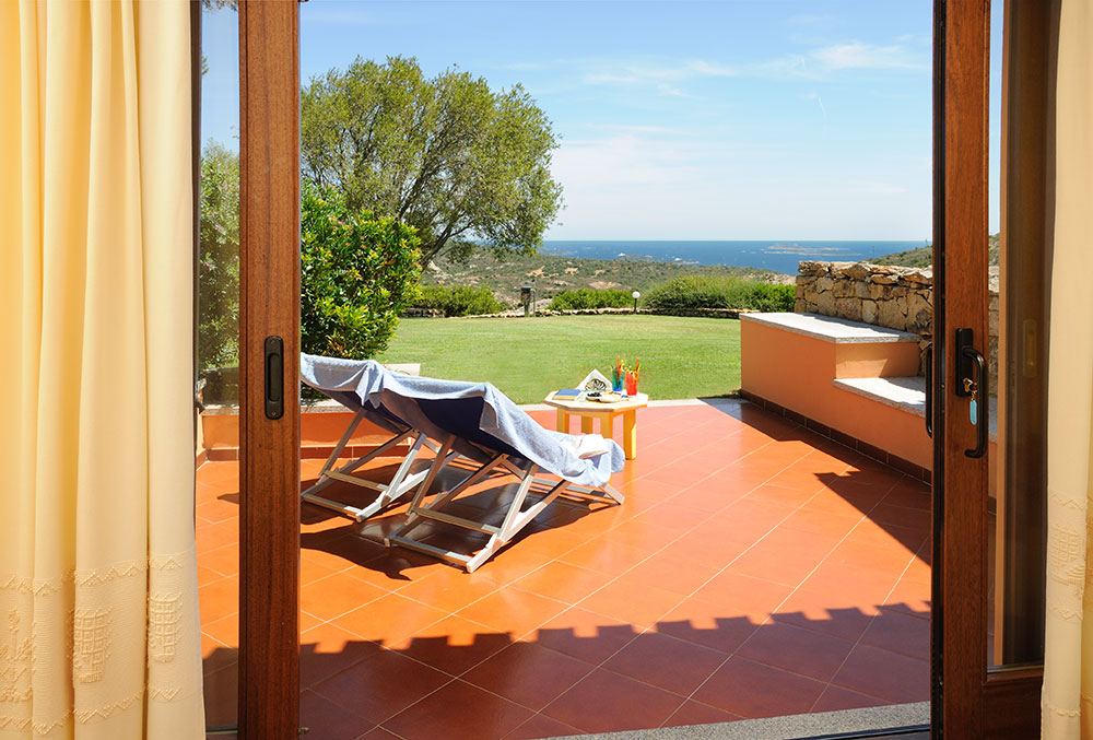 Terrazzo suite Hotel Rocce Sarde